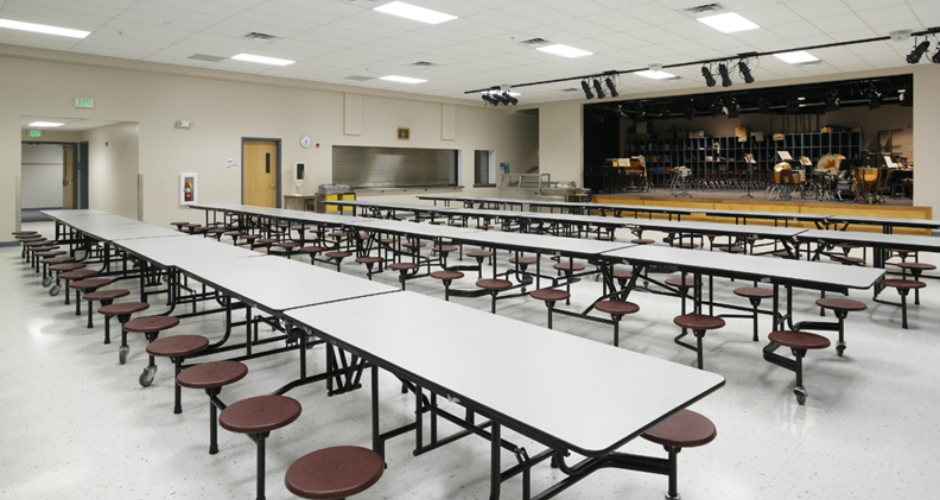high school cafeteria layouts modest - 28 images - rda ...
